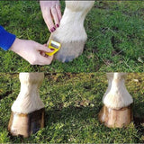 Equishave - horse safety razor