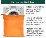 Horse wear washbag laundry bag
