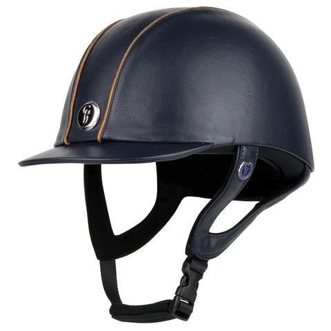 Gatehouse Jeunesse Leather Riding Helmet