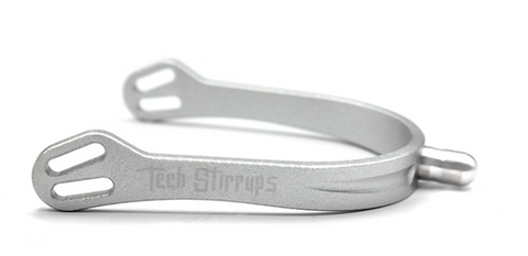 Tech Stirrups - Spurs Florence Light
