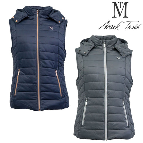 Mark Todd Padded Body Warmer