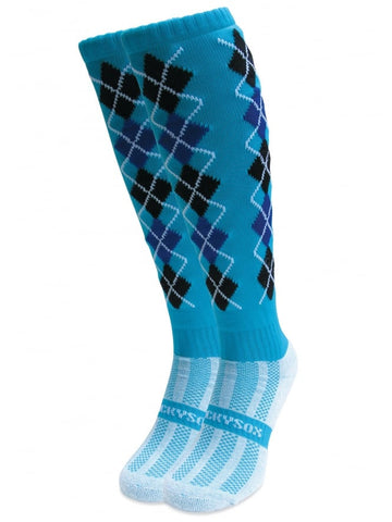 Riding socks - Traditional Diamond Pattern (various colours)