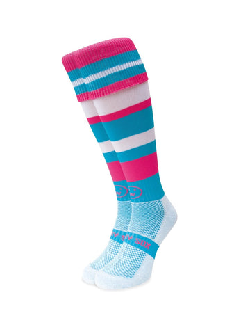 Riding socks - Spearmint Sorbet