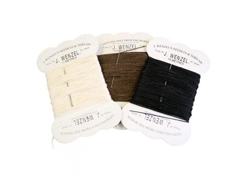 Plaiting thread card - 3 pack