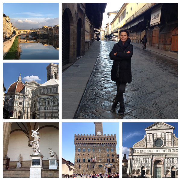 Three Days in Florence