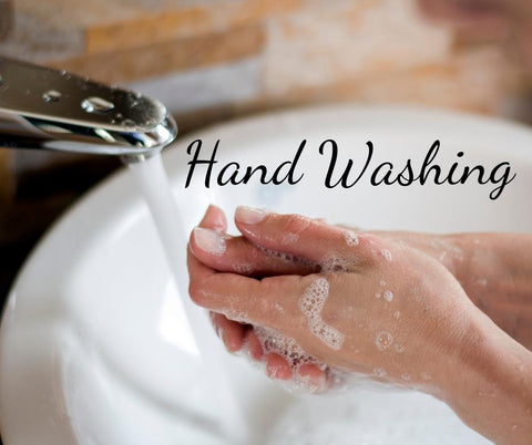 hand washing in 2020