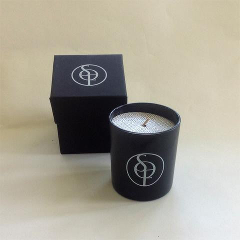SOF Candle in Black