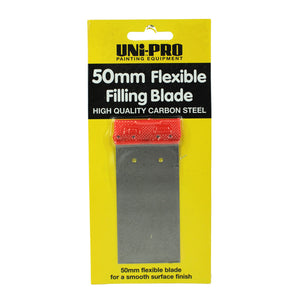 UNi-PRO Flexible Steel Fill Blade 80mm - Pop Concrete Supplies & Training