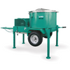 Screed, Render, Rubber, Mortar Mixer Electric Imer M360 (Honda Petrol) - Pop Concrete Supplies & Training