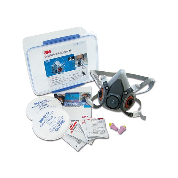 3M 6000 Series Dust/Particle Respirator Starter Kit