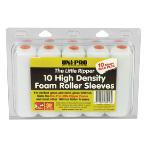 "UNi-PRO ""Little Ripper"" Hi-Density Foam - 10 Pack 100mm - Pop Concrete Supplies & Training"