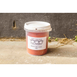 Bright Red Oxide (1kg)