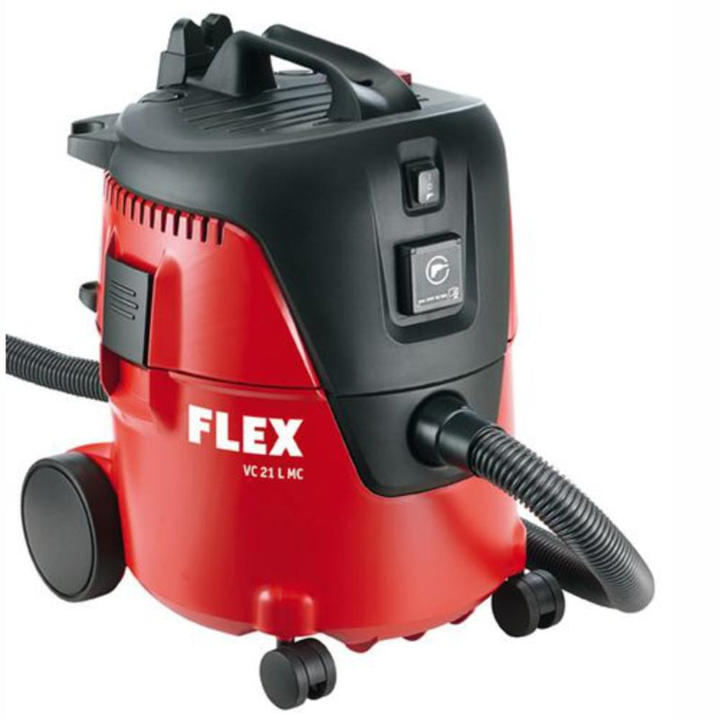 FLEX VC21LMC 1200w Safety Vacuum Cleaner 20L, Class L - Pop Concrete Supplies & Training
