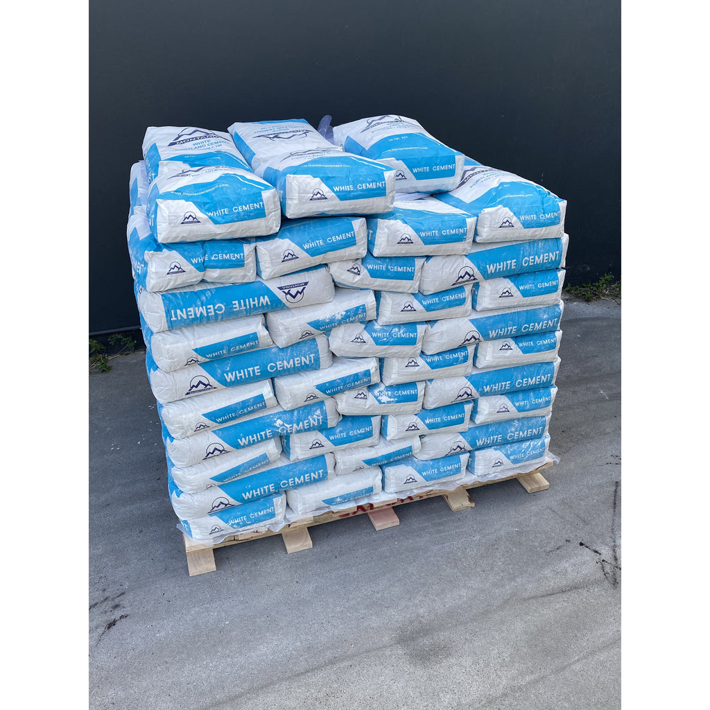 Montania White Portland Cement Pallet (78 bags)