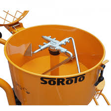 Soroto 120L Mortar Mixer - Pop Concrete Supplies & Training