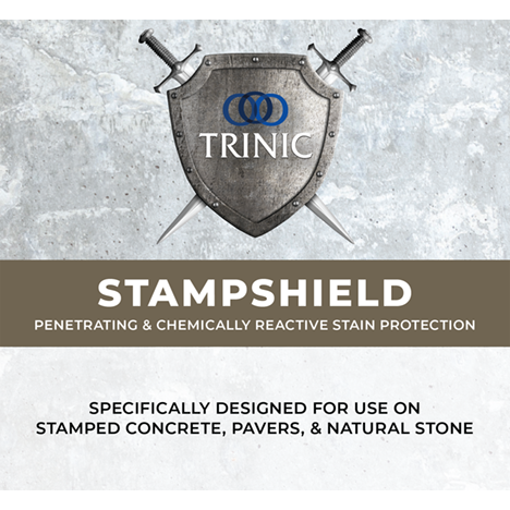 Trinic Stamp Shield Sealer (3.8L)