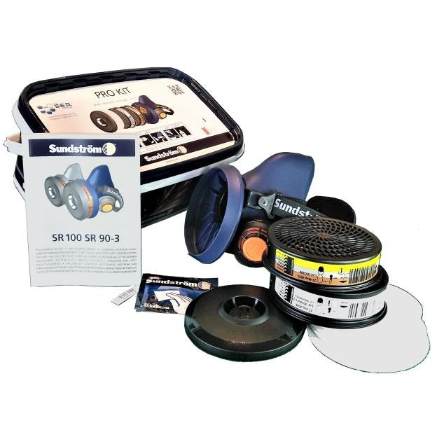 Sundstrom Pro Kit SR-100 Dust Mask S/M