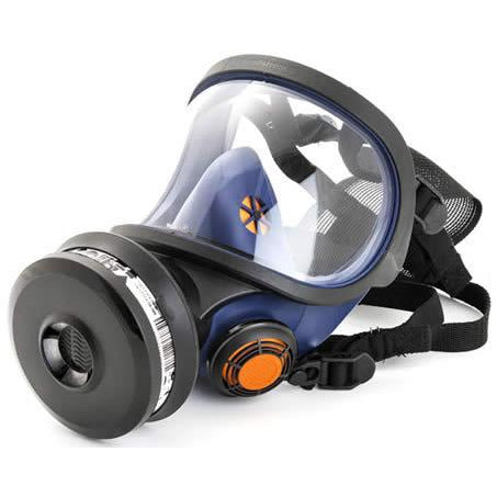 Sundstrom SR-200 Full Face Dust Mask Polycarb Lens
