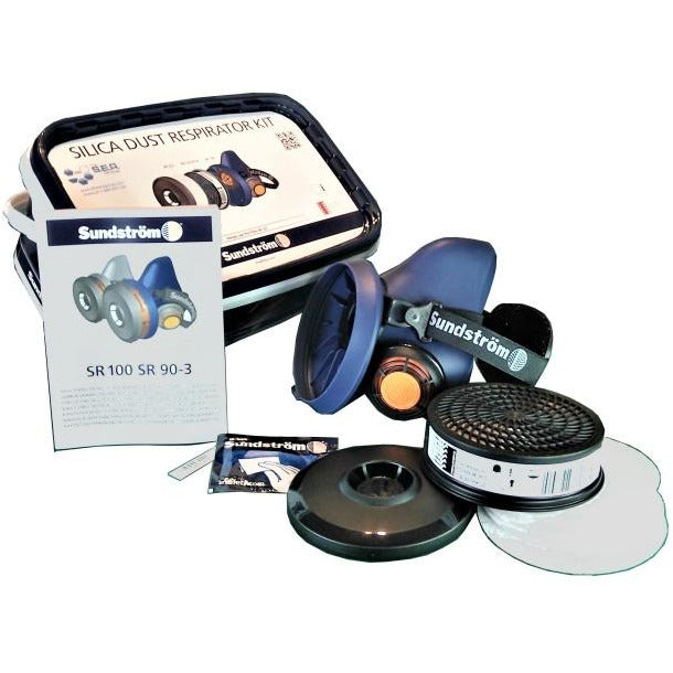 Sundstrom Silica Kit SR-100 Dust Mask L/XL