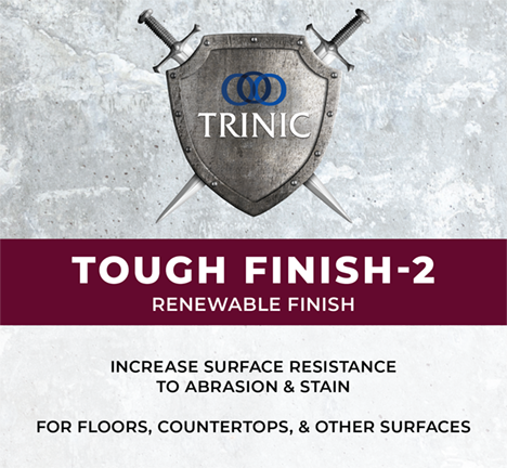 Trinic Tough Finish 2