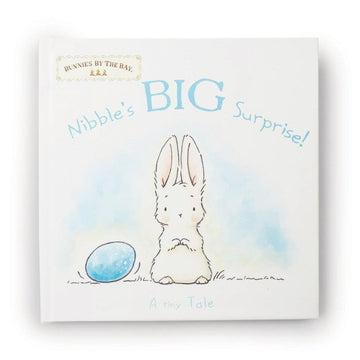 Bunnies By The Bay Nibble's Big Surprise book