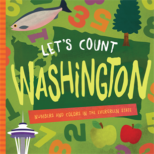 Let's Count Washington book