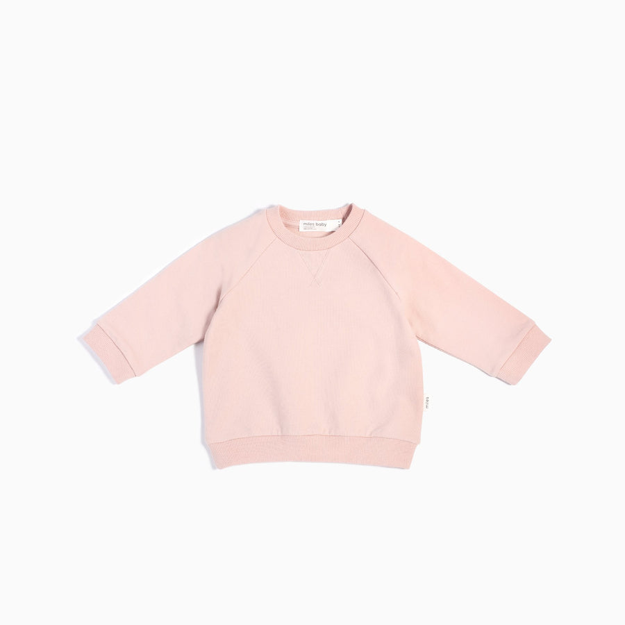 Miles Baby girls sweatshirt