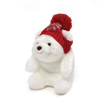 Gund mini snuffles with hat