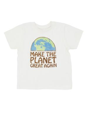 Feather 4 Arrow make the planet great again tee