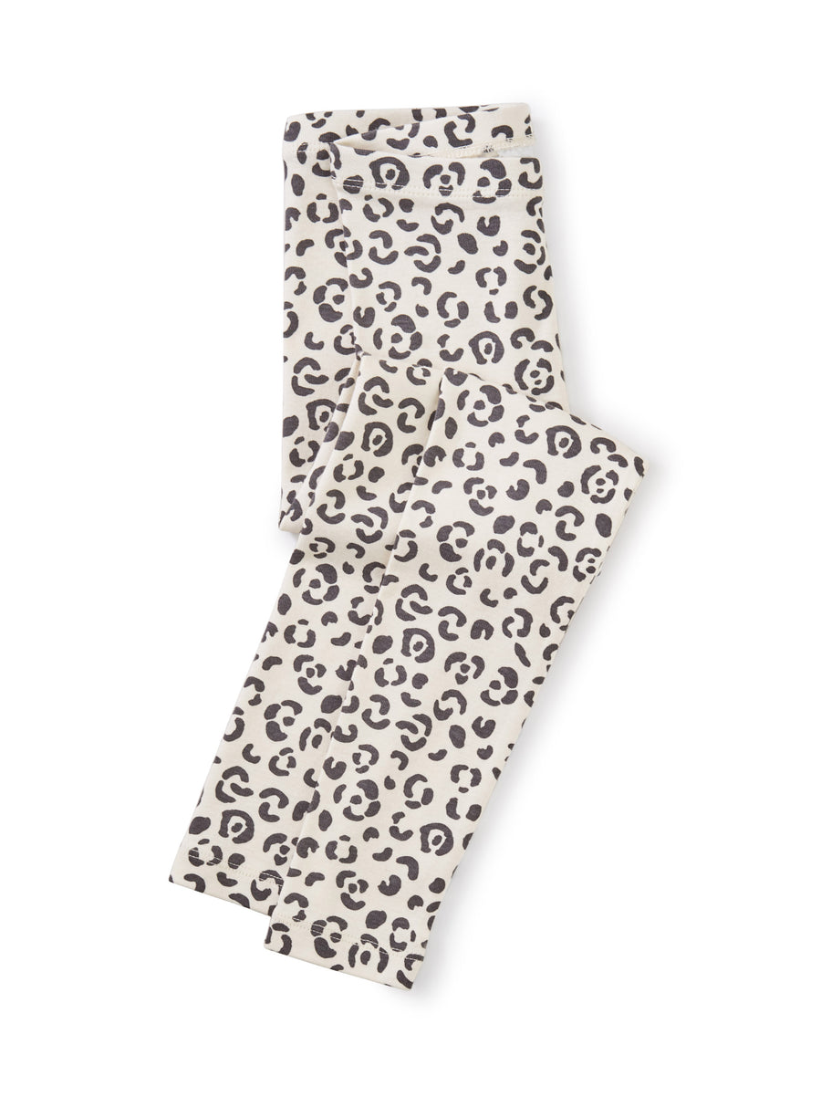 Tea Collection jaguar print leggings