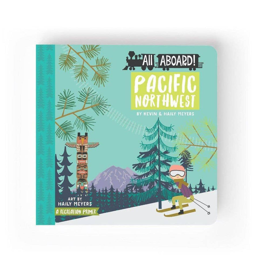 Lucy Darling All aboard Pacific Northwest book