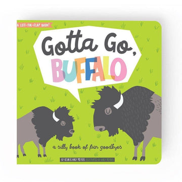 Lucy Darling Gotta go, buffalo book