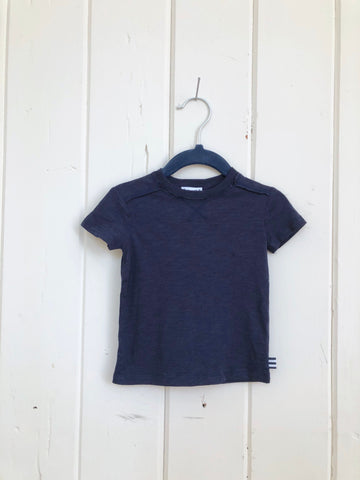 Splendid short sleeve navy tee