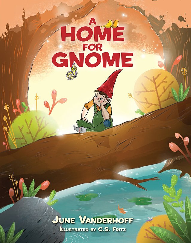 A Home for Gnome book