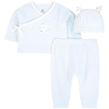 Petit Bateau 3-piece gift set - The Original Childrens Shop