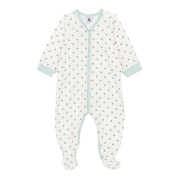 Petit Bateau star print footie - The Original Childrens Shop