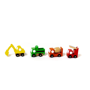 Jack Rabbit Creations mini mover construction truck