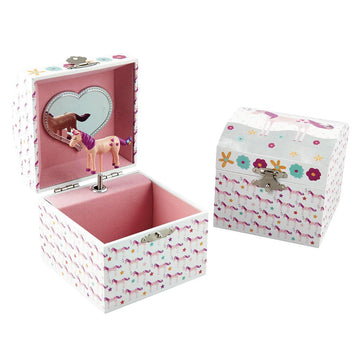 Floss & Rock unicorn jewelry box