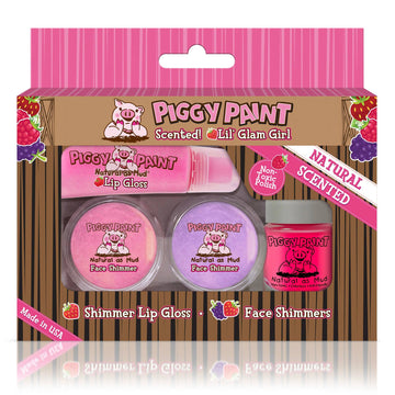Piggy Paint scented glam girl set
