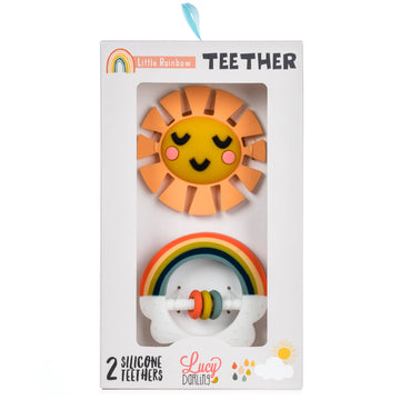 Lucy Darling teether toy