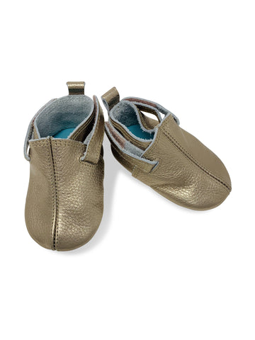 Zutano leather crib shoe - The Original Childrens Shop