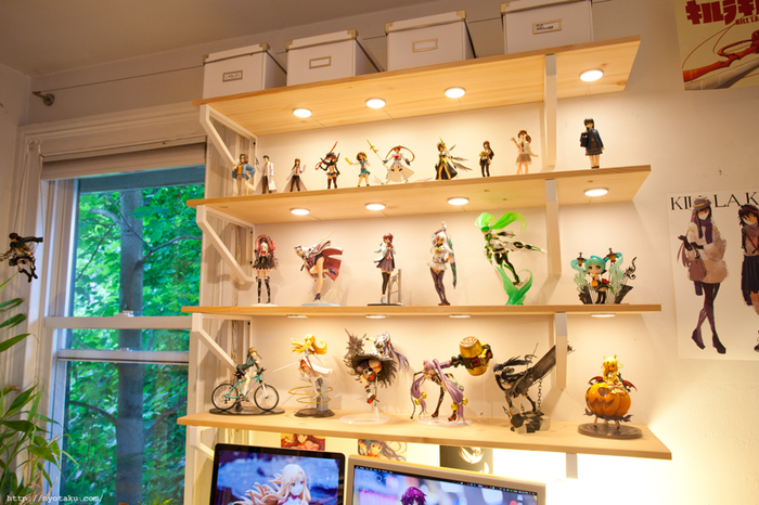 Top 5 shelving products to display your figures