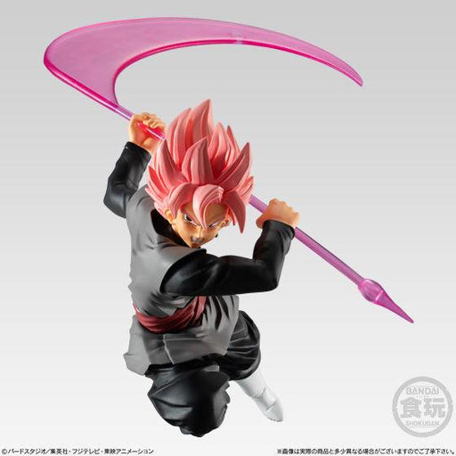 Dragon Ball Super - SS Rose Goku Black - Bandai Styling Candy Toy Figure