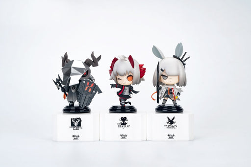 Arknights Chess Piece Series - Apex Mini Figure Vol.3 Set of 3  (Pre-order) Feb 2021
