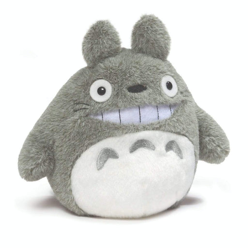"My Neighbor Totoro - Smiling Totoro 5.5"" - Sun Arrow Plush"