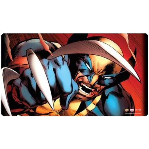 Marvel Wolverine - Character Rubber Playmat