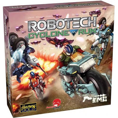 Robotech: Cyclone Run Board Game