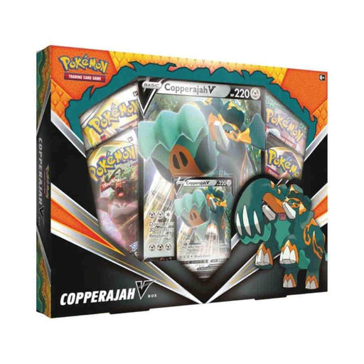 Pokemon TCG: Copperajah V Box