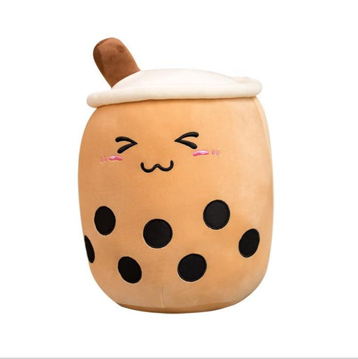 Bobaberi, Earl Grey Milk Tea >w<, 9in to 14in Plush Doll Toy