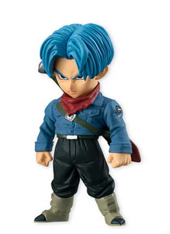 Dragon Ball Adverge - Future Trunks - Candy Toy Figure Vol.4